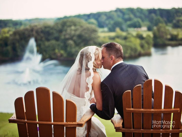 Tmx 1438891097375 Couple In Chairs Lake Geneva, WI wedding venue