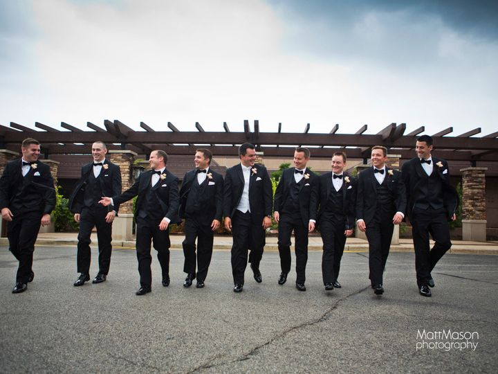 Tmx 1438891590567 Groomsmen Front Entrance Lake Geneva, WI wedding venue