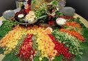 More beautiful catering! An 11 page catering menu...we can do it ALL and we do it RIGHT!!!