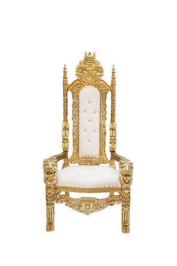 Royal Throne Chair