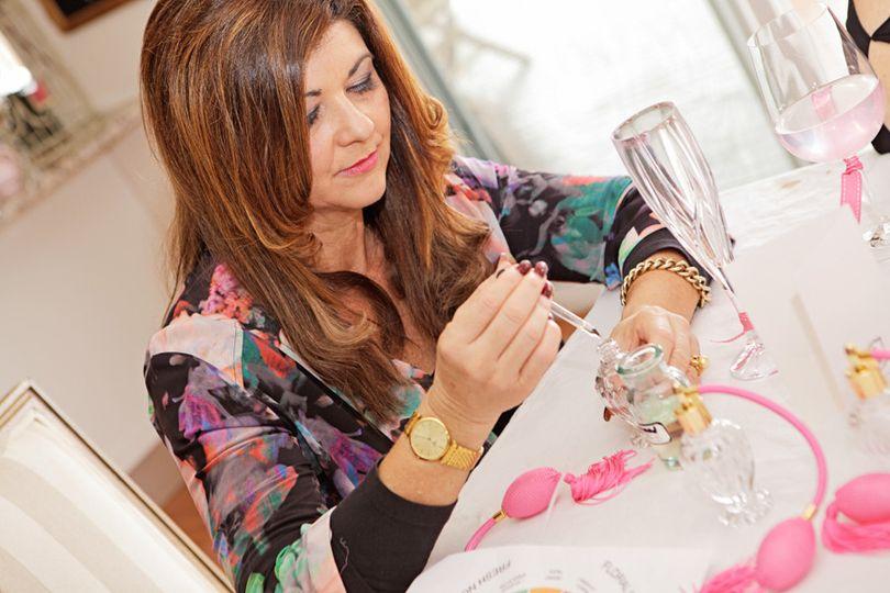 Doing perfume