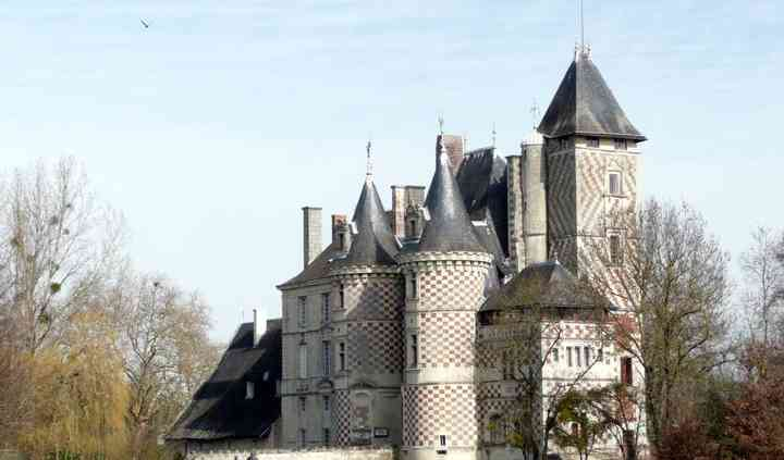 Chateau des Réaux
