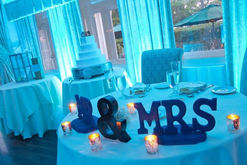 jess mr mrs table