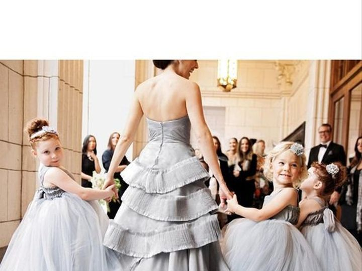 Tmx Flower Girl Dress As Seen On Martha Stewart Weddings 1 51 497321 Longwood, FL wedding dress