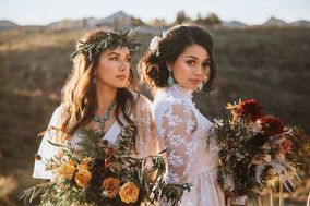 Larrea Blossoms