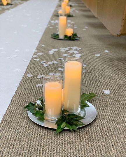 Pillar Candles & Holders