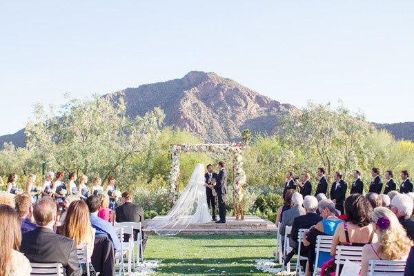 montelucia el chorro wedding scottsdale arizona we