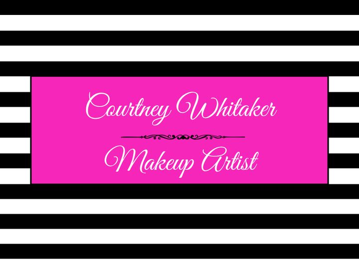 courtney whitaker makeup artist logo 51 929321