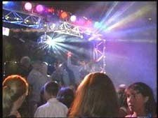 Powerful custom lighting configurations for dance floors and special effects.