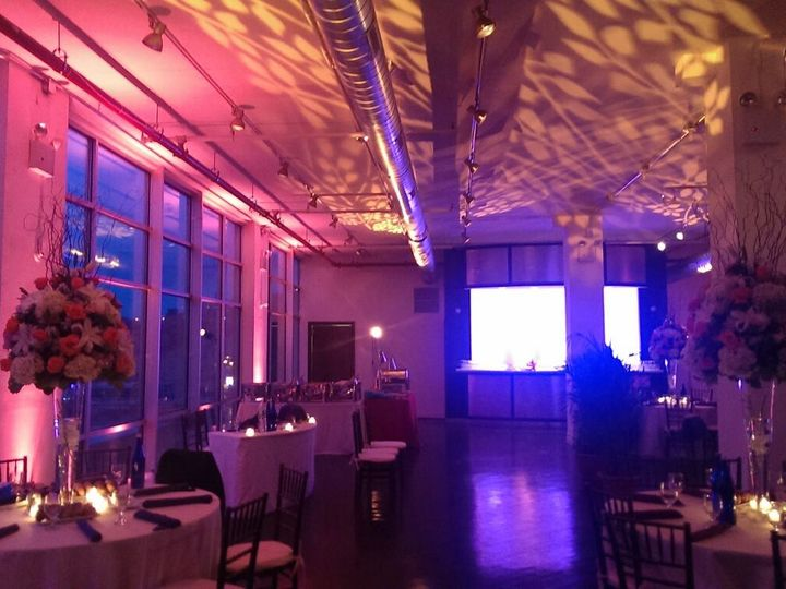 Tmx 1396986481916 Uplights And Ceiling Was Deer Park, NY wedding eventproduction