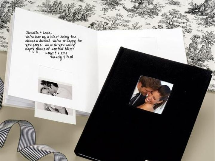 Tmx 1249018682007 Photoguestbook Warwick wedding favor