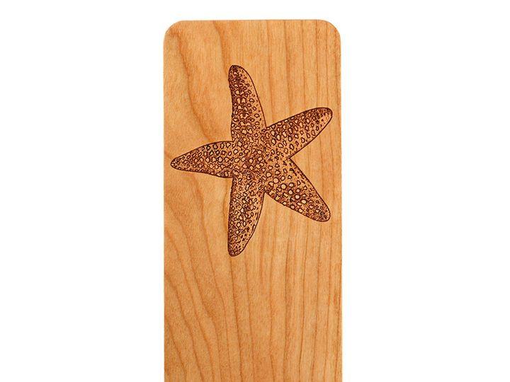 Tmx 1467331395616 Starfish Bookmark Cherry Antrim wedding favor