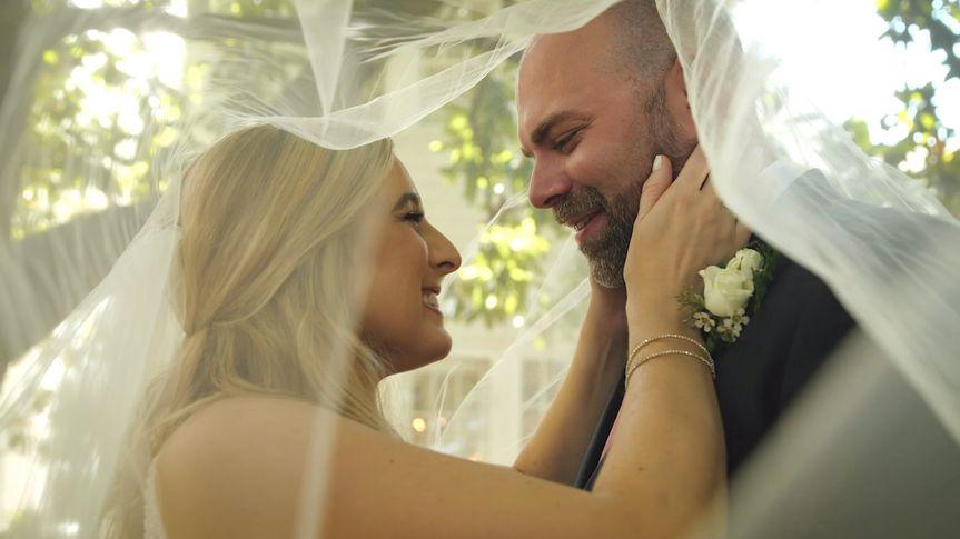 Laughs under the veil