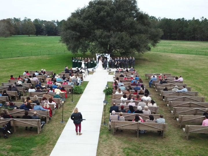 Tmx The Barn At Love Farms Drone 51 1069321 157809564829593 Starkville, MS wedding videography