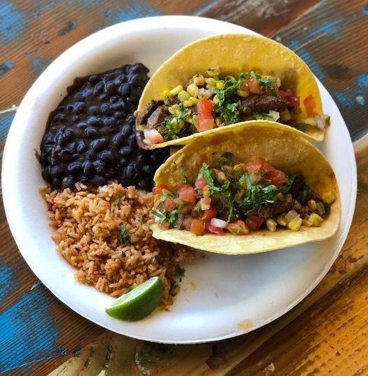 Tacos for breakfast, lunch, and dinner