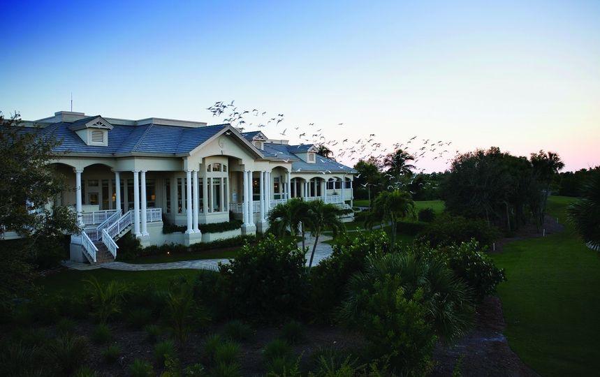 The Sanctuary Golf Club  exterior view