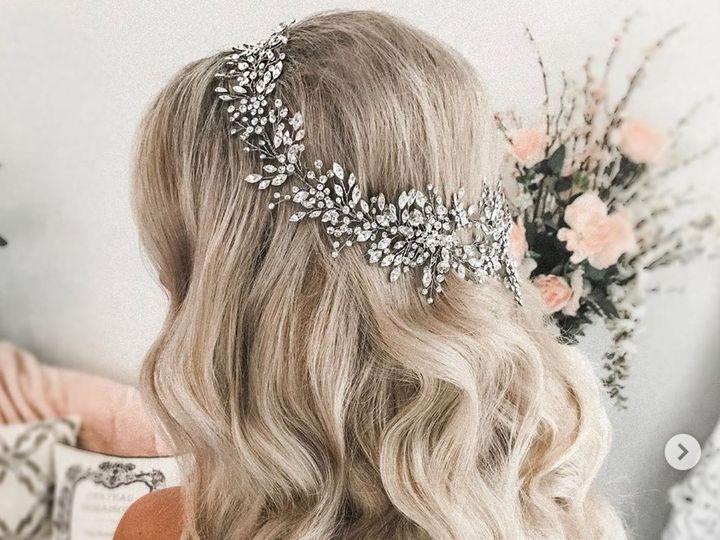 Tmx Aliciaweddinghair 51 472421 1572924516 Easton, Pennsylvania wedding beauty