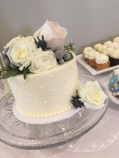 Wedding Cutting Cake