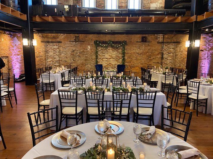 Tmx Table Set Up 51 1063421 159352691431210 Acworth, GA wedding venue