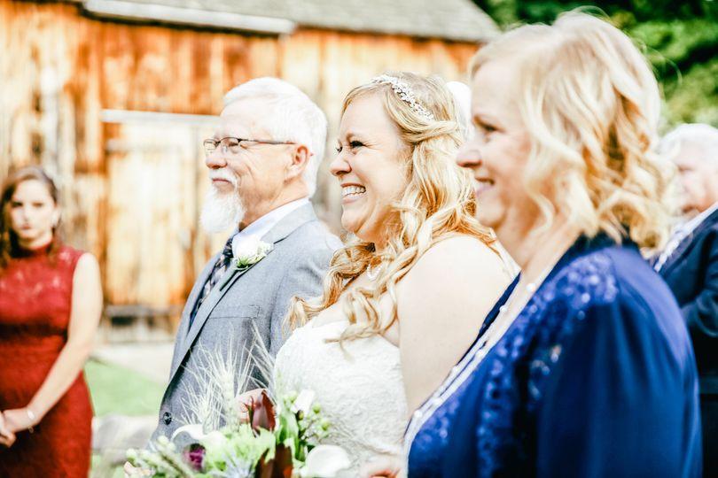 Ceremony, bride