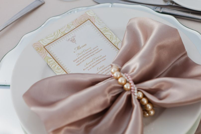 Steele place setting