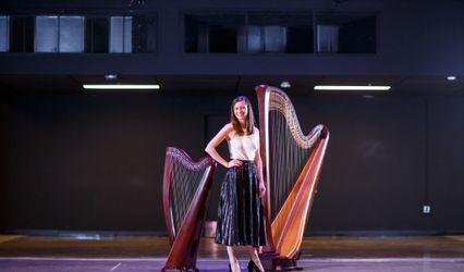 Erin Brooker-Miller, Harp