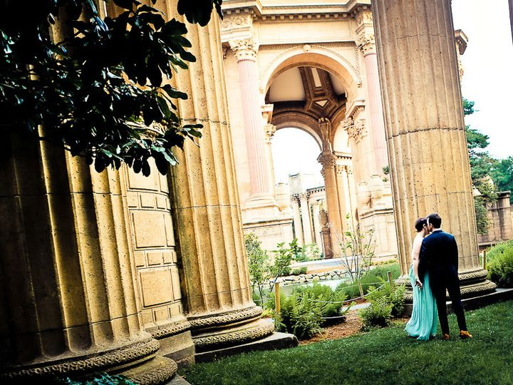 Tmx 1459553552750 Palace Of Fine Arts Santa Cruz, California wedding photography