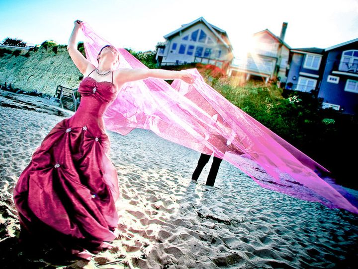 Tmx 1459567844641 Capitola Beach Wedding Santa Cruz wedding photography
