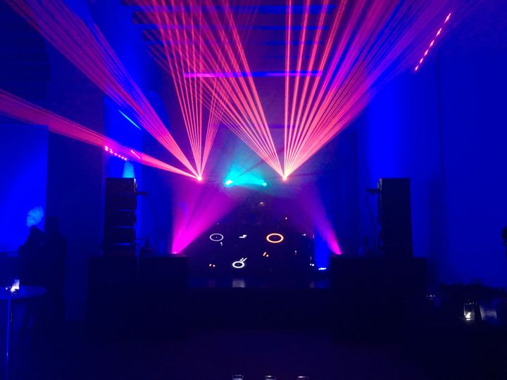 Laser Projectors for shows