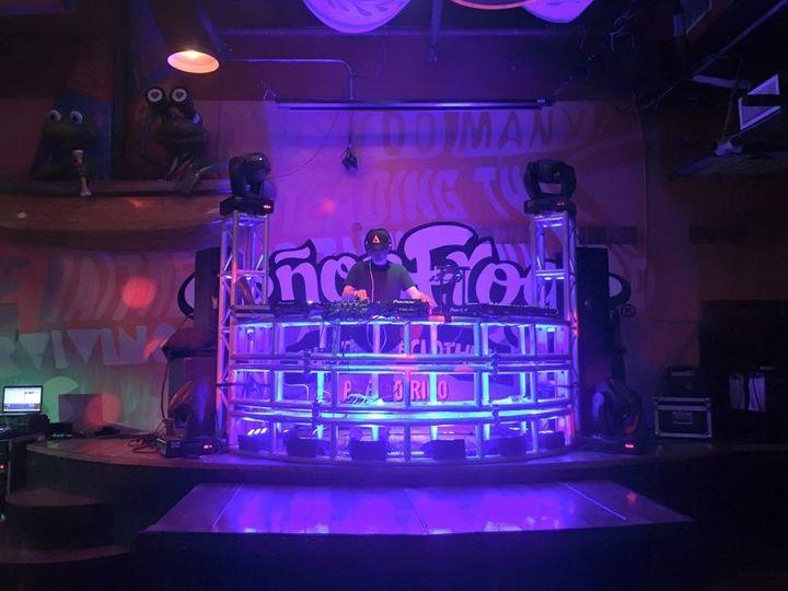 DJ Booths customized