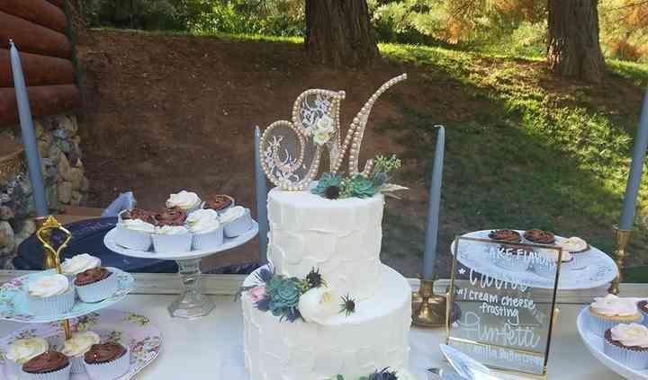 One Divine Cake