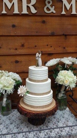 Tmx 1437932571086 Nikbrittne2 Auburn, CA wedding cake