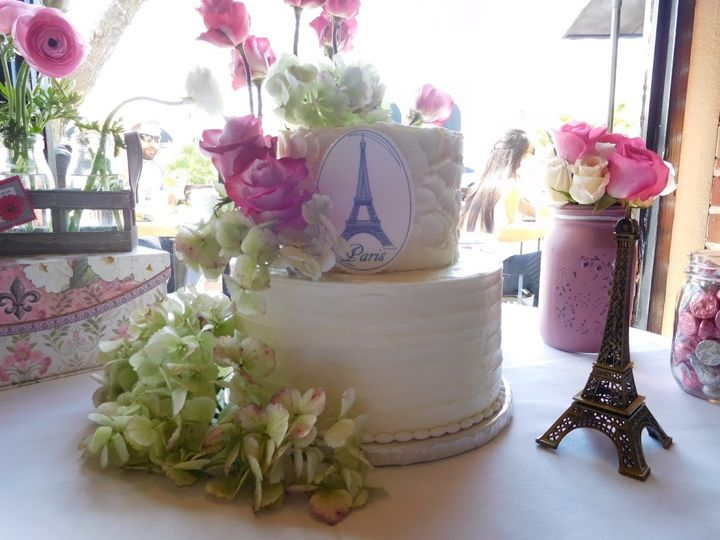 Tmx 1477812965763 Paristhemecake Auburn, CA wedding cake