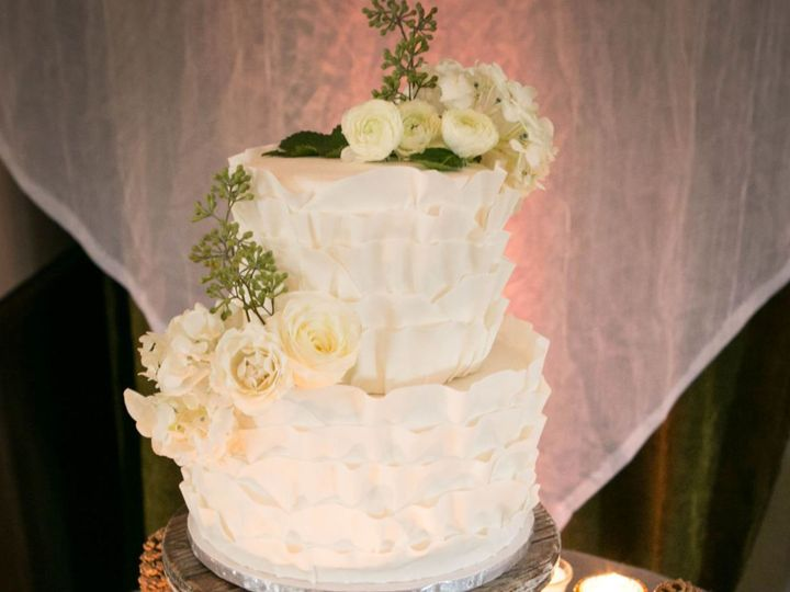 Tmx 1477813335489 Rustic Ruffles Auburn, CA wedding cake