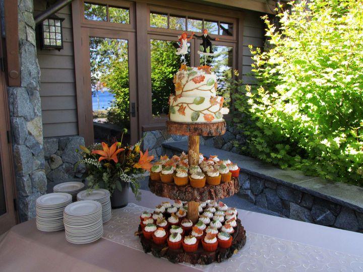 Tmx 1505076217591 Fallcake2 Auburn, CA wedding cake