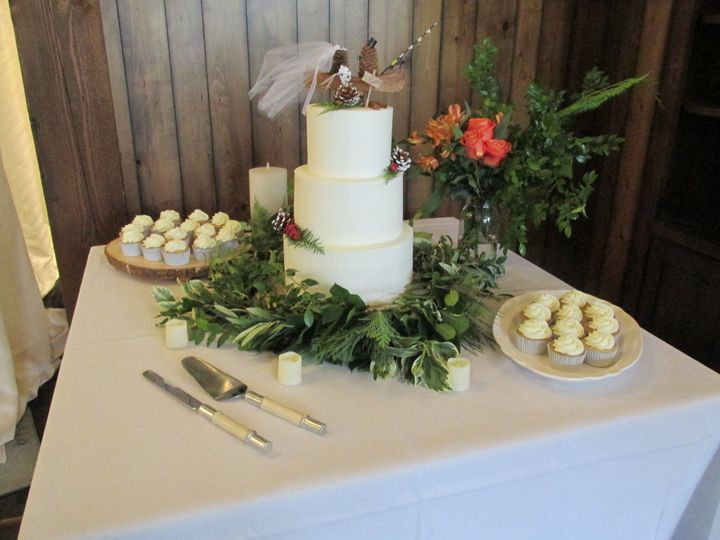 Tmx Simple Buttercream 51 777421 157411700999800 Auburn, CA wedding cake