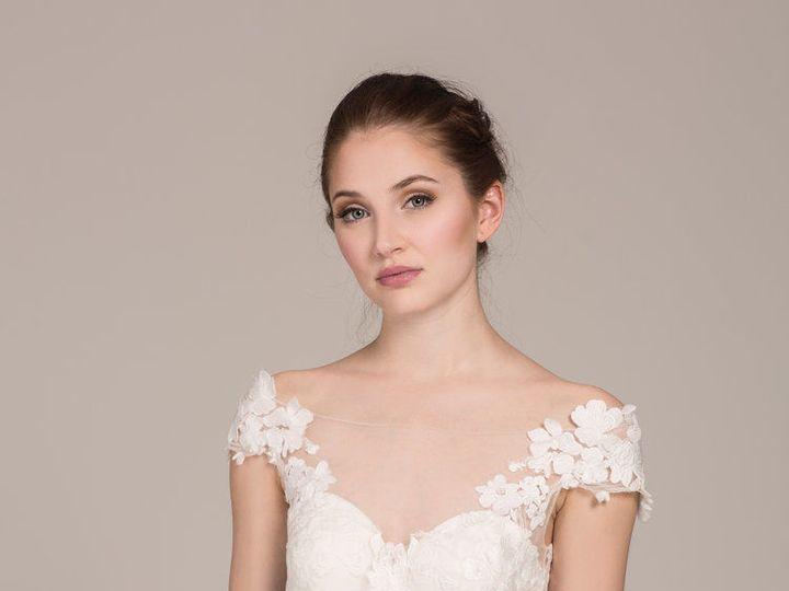 Tmx 1515878390 5f838b3fae614498 1515878389 98939fe7e37265a4 1515878390296 4 EMILIA Front2 Montclair, New Jersey wedding dress