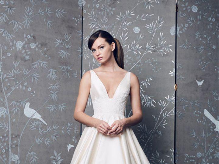 Tmx 1515878530 86d159133d2de1e7 1515878492 D028d639d220f623 1515878493126 9 L8154 LoRes Montclair, New Jersey wedding dress