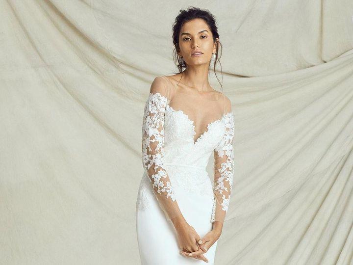 Tmx Aurora 1 Kf Fall 2019 Cut 51 987421 158050776397412 Montclair, New Jersey wedding dress