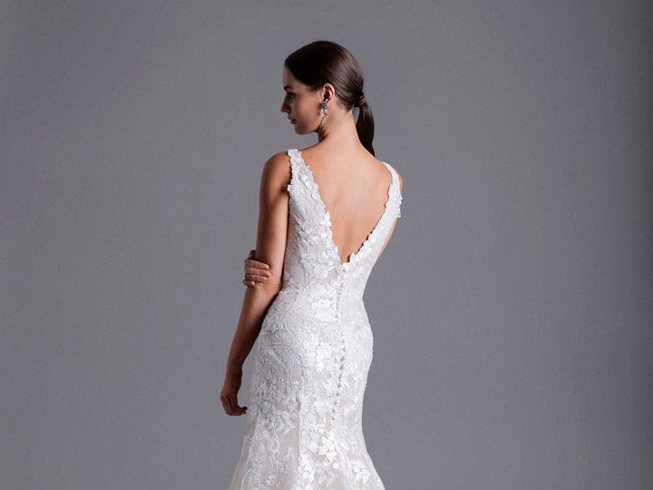 Tmx Dazzle Back  51 987421 161306691596689 Montclair, NJ wedding dress