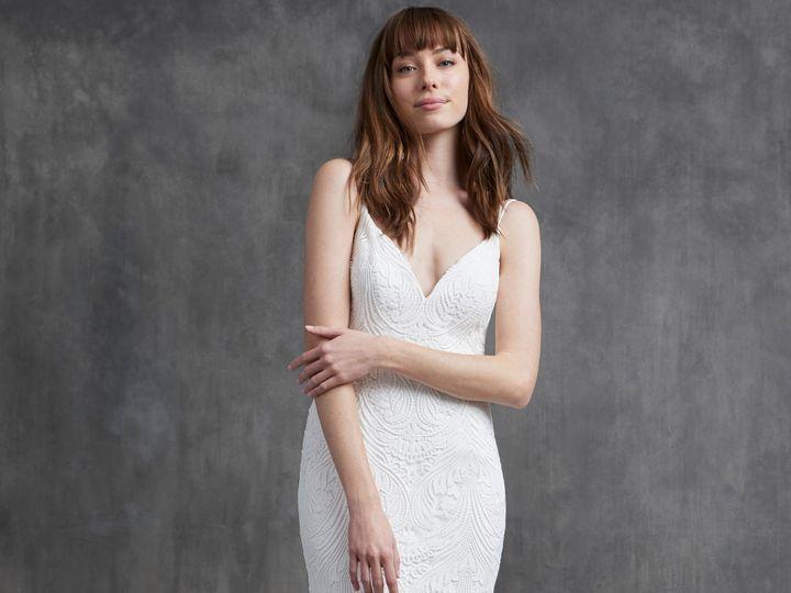Tmx Kelly Faetanini Doris Front 51 987421 1564850046 Montclair, New Jersey wedding dress