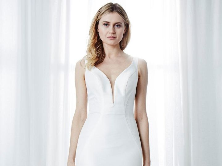 Tmx Kelly Faetanini Julienne 1 Silk Mikado Classic Wedding Dress 51 987421 158635181686362 Montclair, New Jersey wedding dress