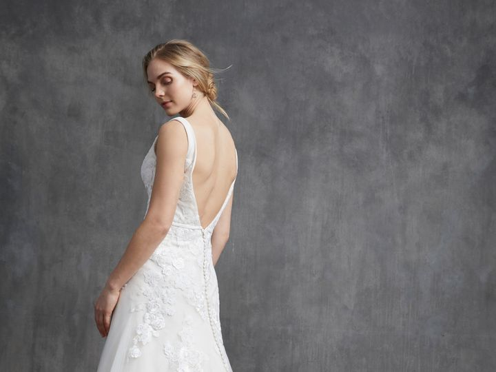 Tmx Kelly Faetanini Lucille Back 51 987421 1564849927 Montclair, New Jersey wedding dress