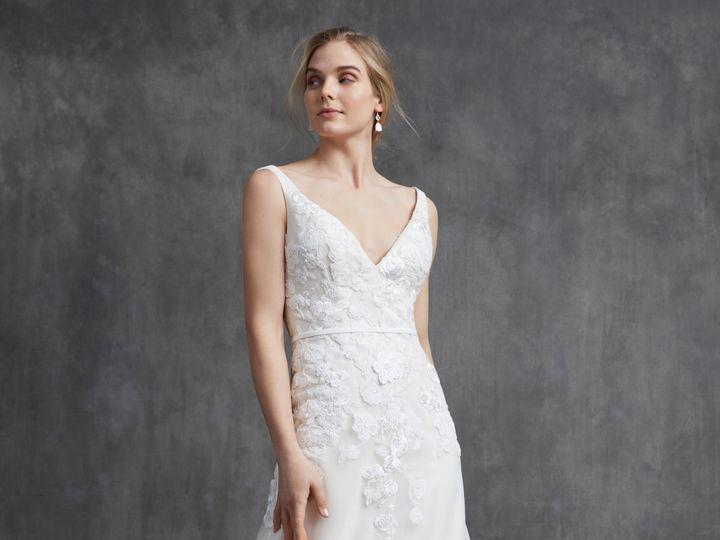 Tmx Kelly Faetanini Lucille Front 51 987421 1564849926 Montclair, New Jersey wedding dress