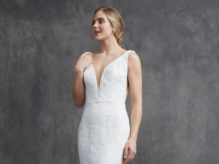 Tmx Kelly Faetanini Thelma Front 51 987421 1564849868 Montclair, New Jersey wedding dress