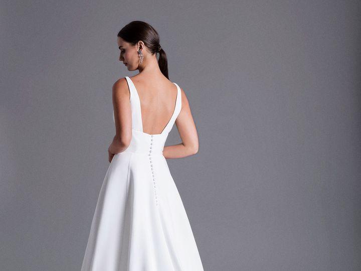 Tmx Payton Back  51 987421 161306691578053 Montclair, NJ wedding dress