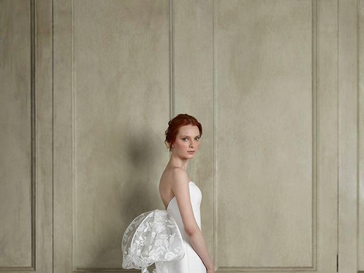 Tmx Web Claudette Back 51 987421 158635182711857 Montclair, New Jersey wedding dress
