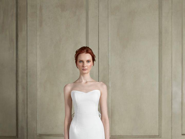 Tmx Web Claudette Front 51 987421 158635182666023 Montclair, New Jersey wedding dress