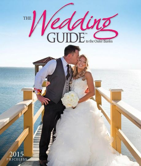 "Outer Banks Productions  Cover Shot: ""Wedding Guide to the Outer Banks"" - Since 2005"