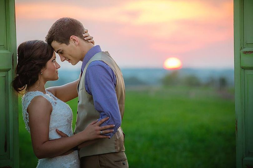 Sunset couple - Asteria Photography